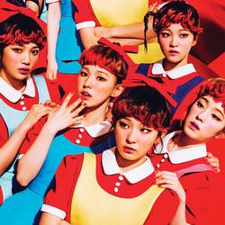 [Red Velvet] The Red - The 1st Album