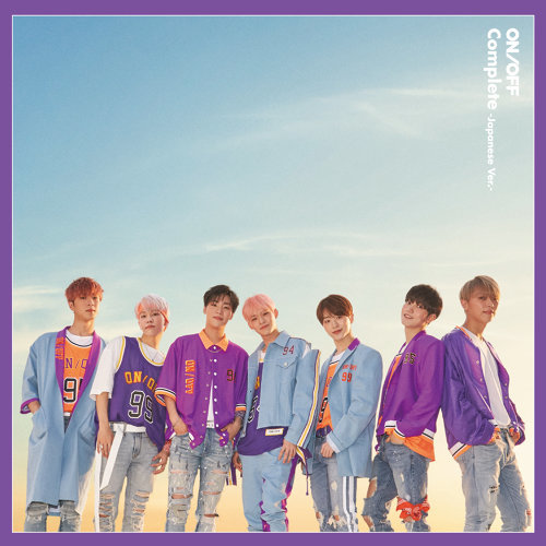 [ONF] Complete -Japanese Ver.-