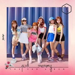 [Apink] Pink MEMORY