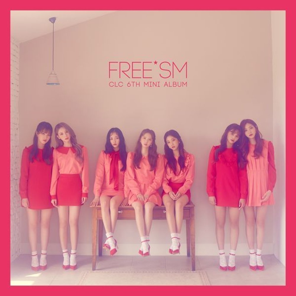 "[CLC] The 6th mini album ""Free'sm"""