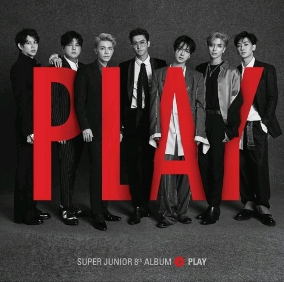 [Super Junior] PLAY - The 8th Album