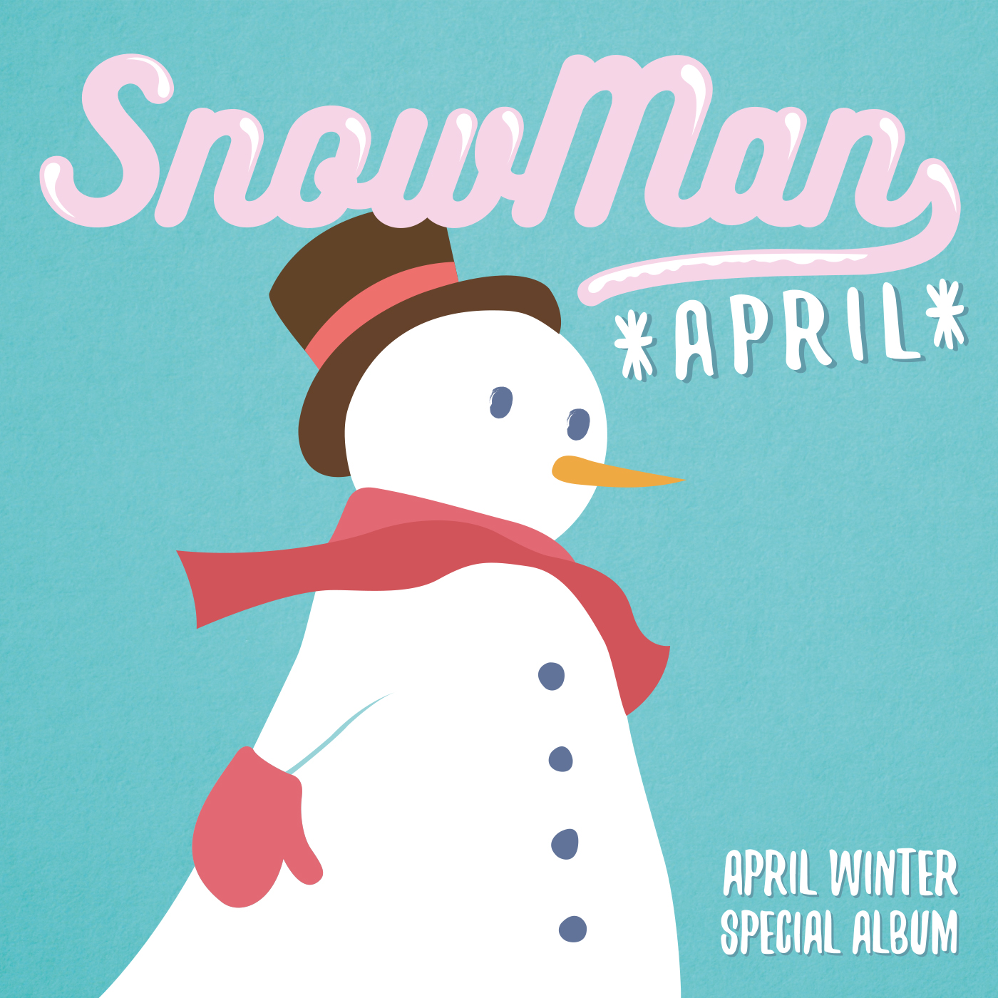[APRIL] Winter Special Album