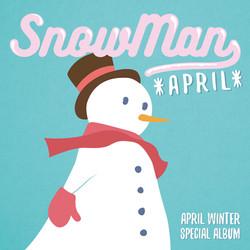 [APRIL] Winter Special Album