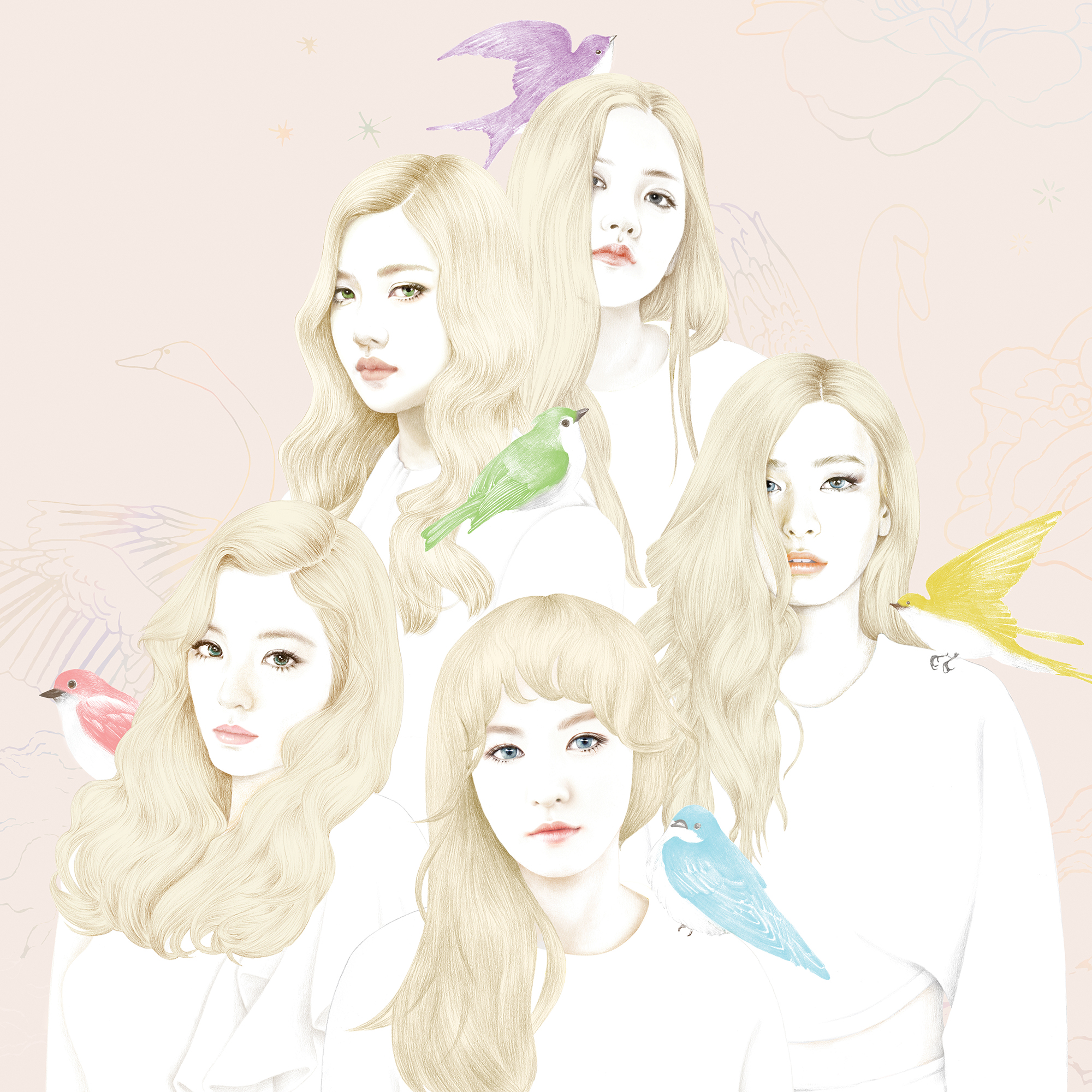[Red Velvet] The 1st Mini Album