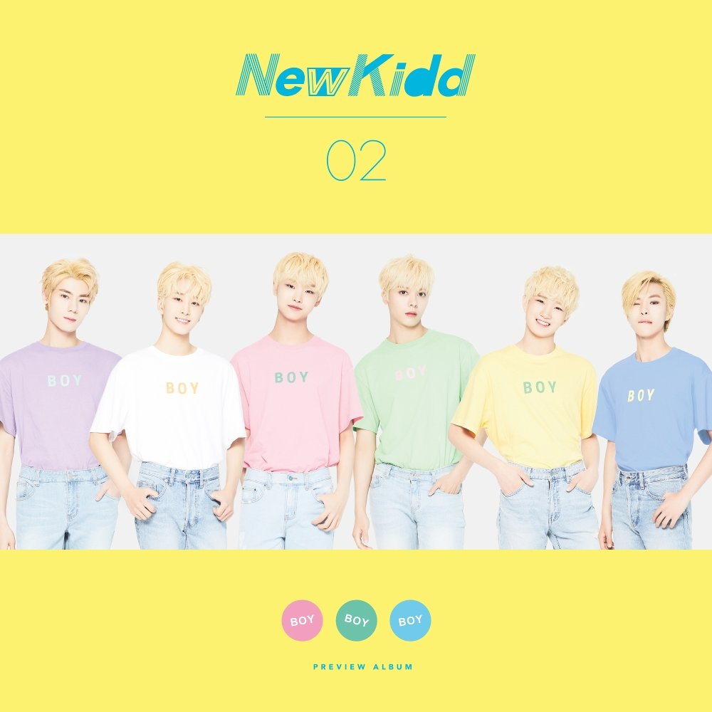 [New Kidd02] BOY BOY BOY