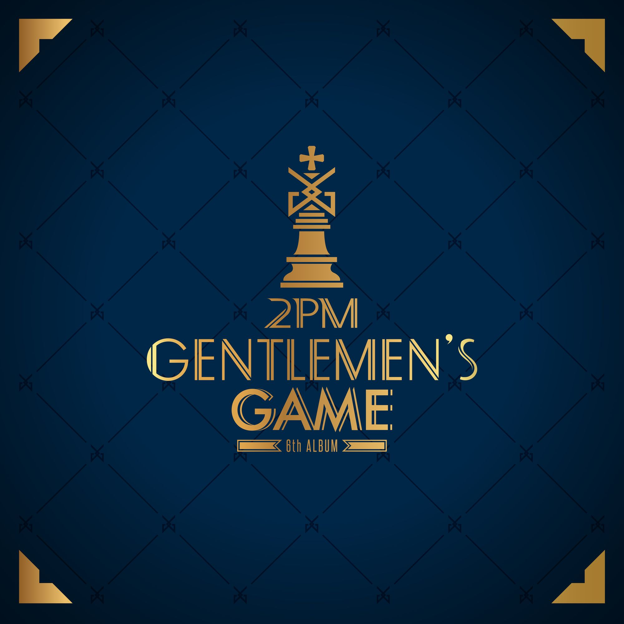 [2PM] GENTLEMEN`S GAME