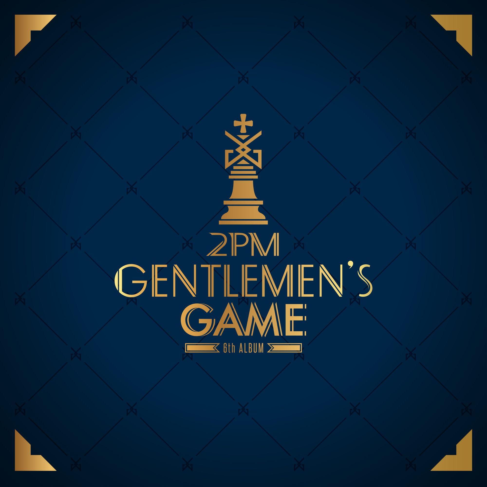 [2PM] GENTLEMEN`S GAME