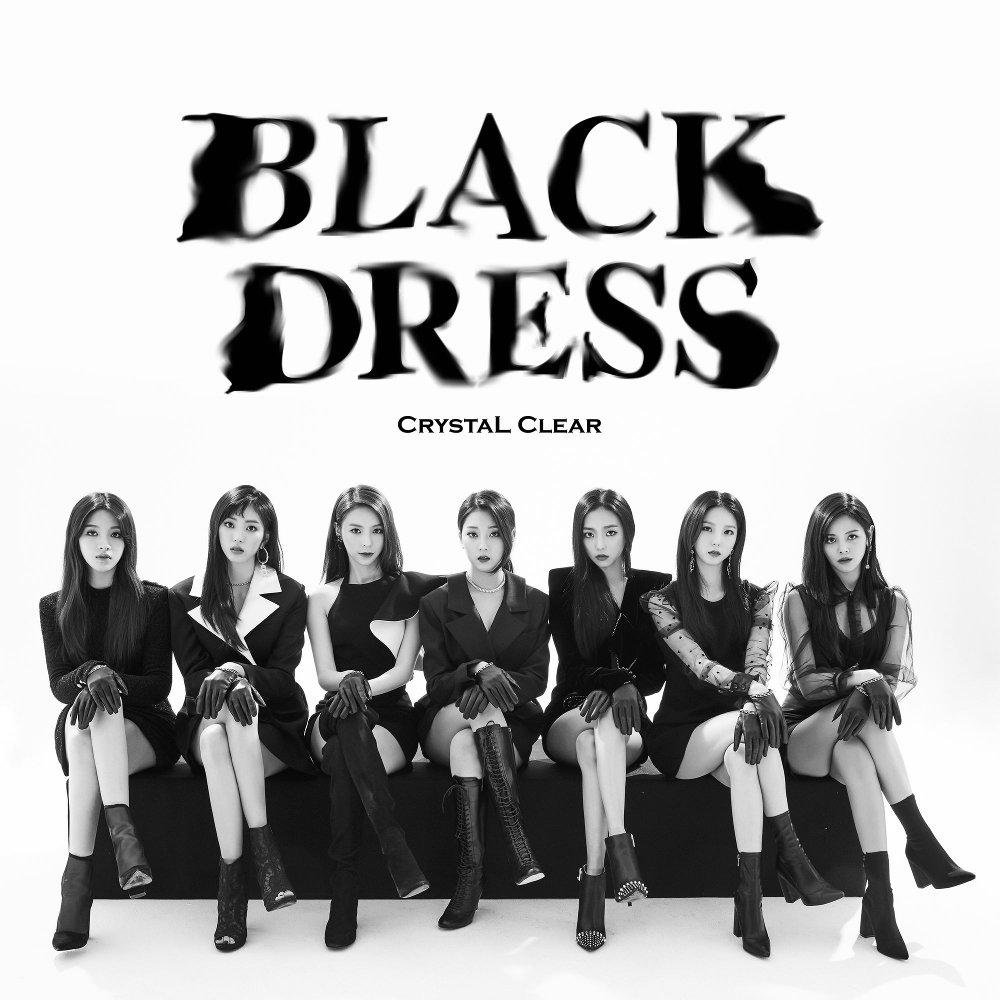 [CLC] BLACK DRESS