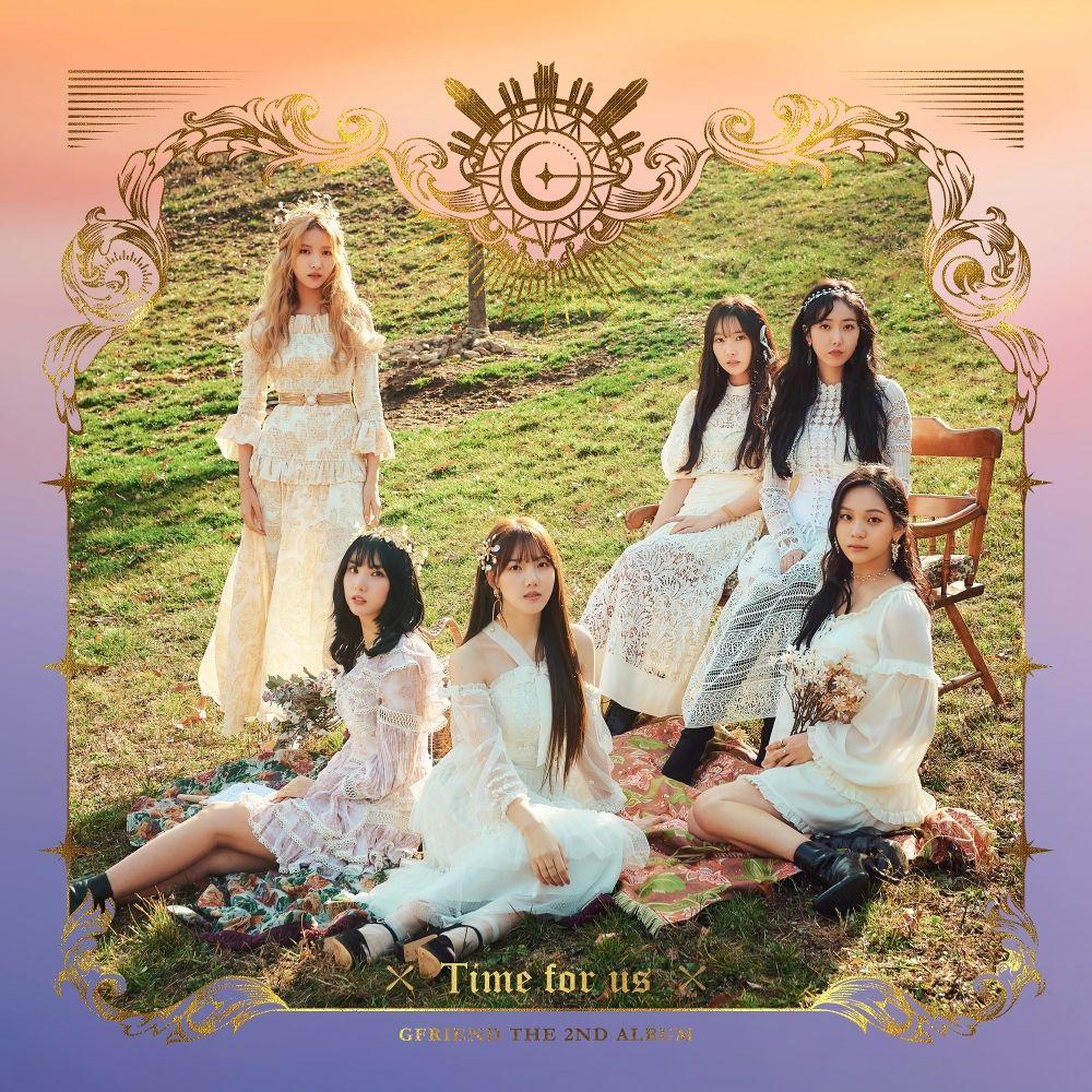[여자친구] 여자친구 The 2nd Album `Time for us`.