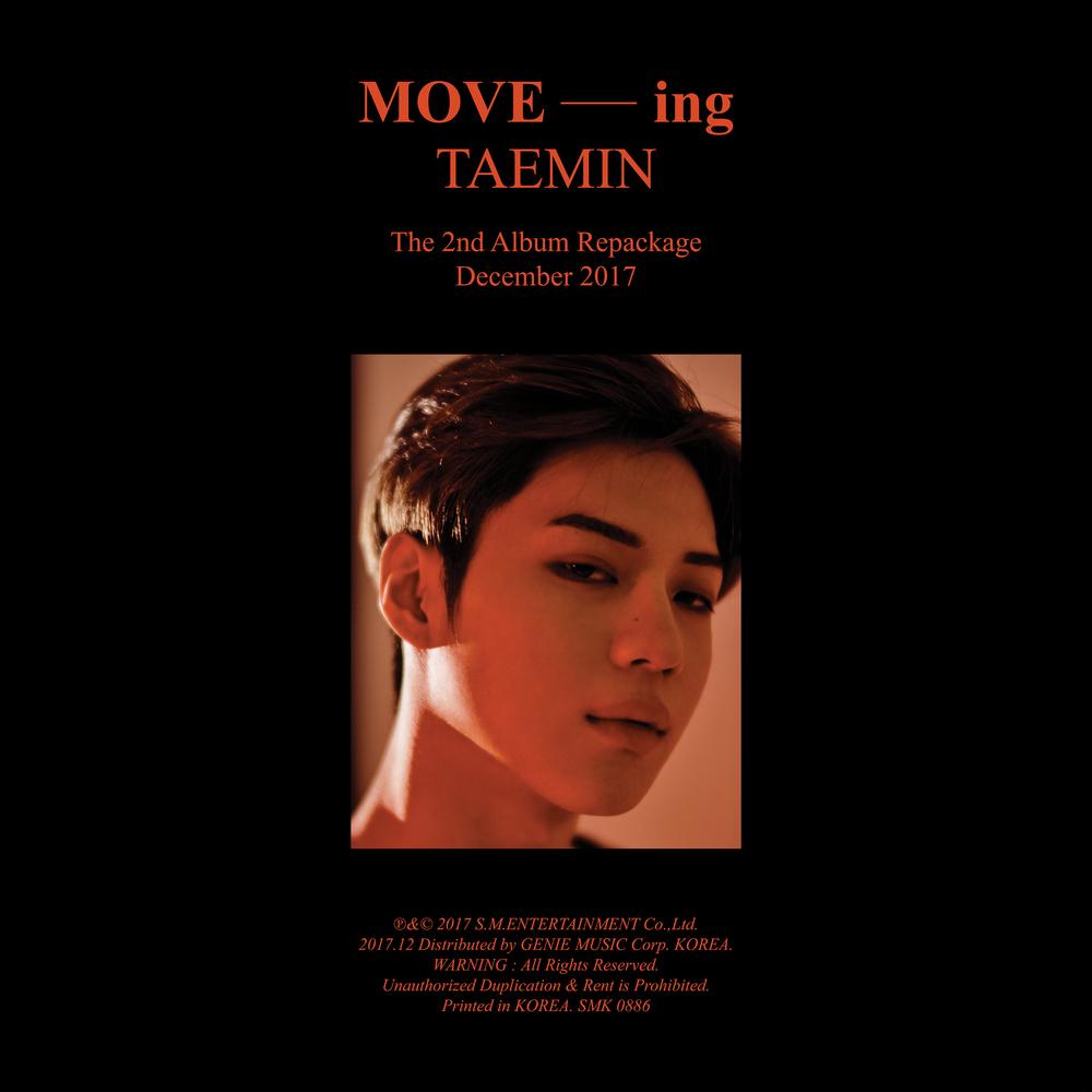 [TAEMIN] MOVE-ing
