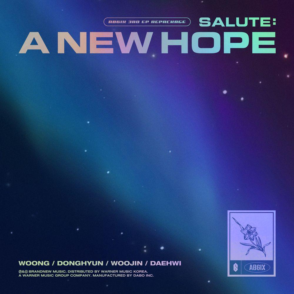 [AB6IX (에이비식스)] SALUTE  A NEW HOPE
