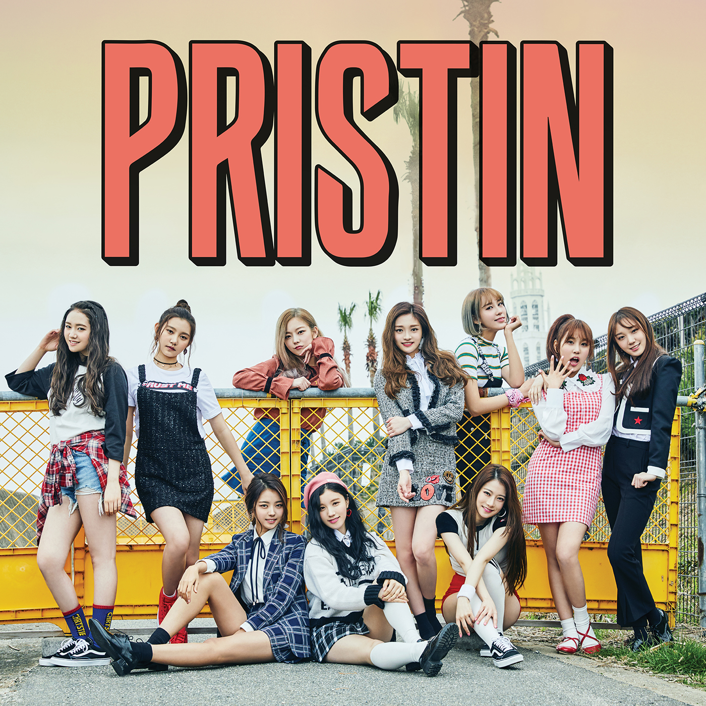 [Pristin] The 1st Mini Album