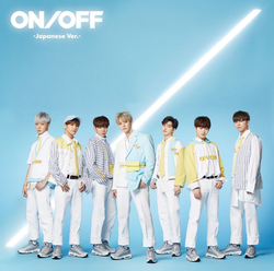 [ONF] ON/OFF-Japanese Ver.
