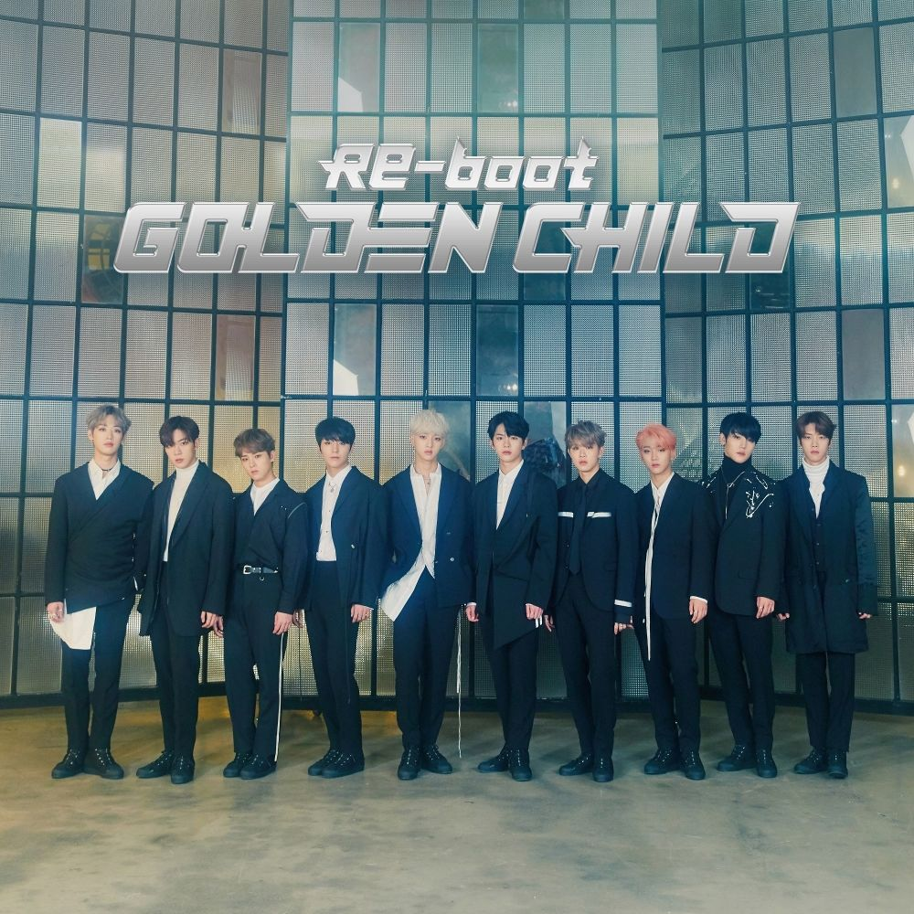 [골든차일드] Golden Child 1st Album [Re-boot]