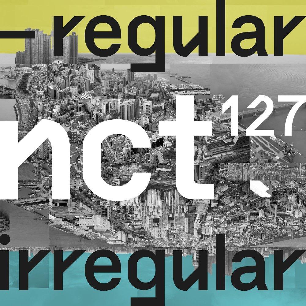 [NCT 127] NCT #127 Regular-Irregular - T