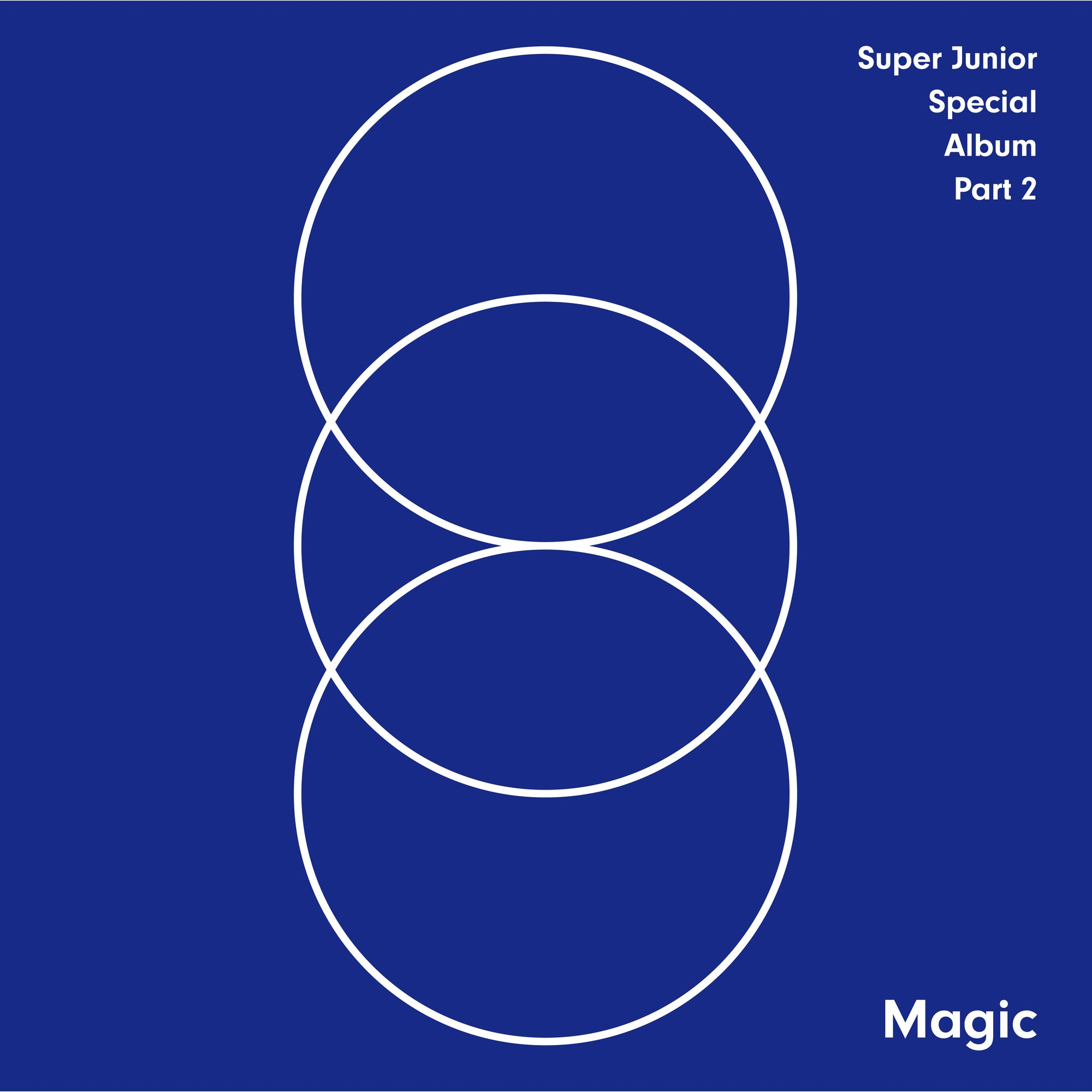 [Super Junior] SPECIAL ALBUM PART.2