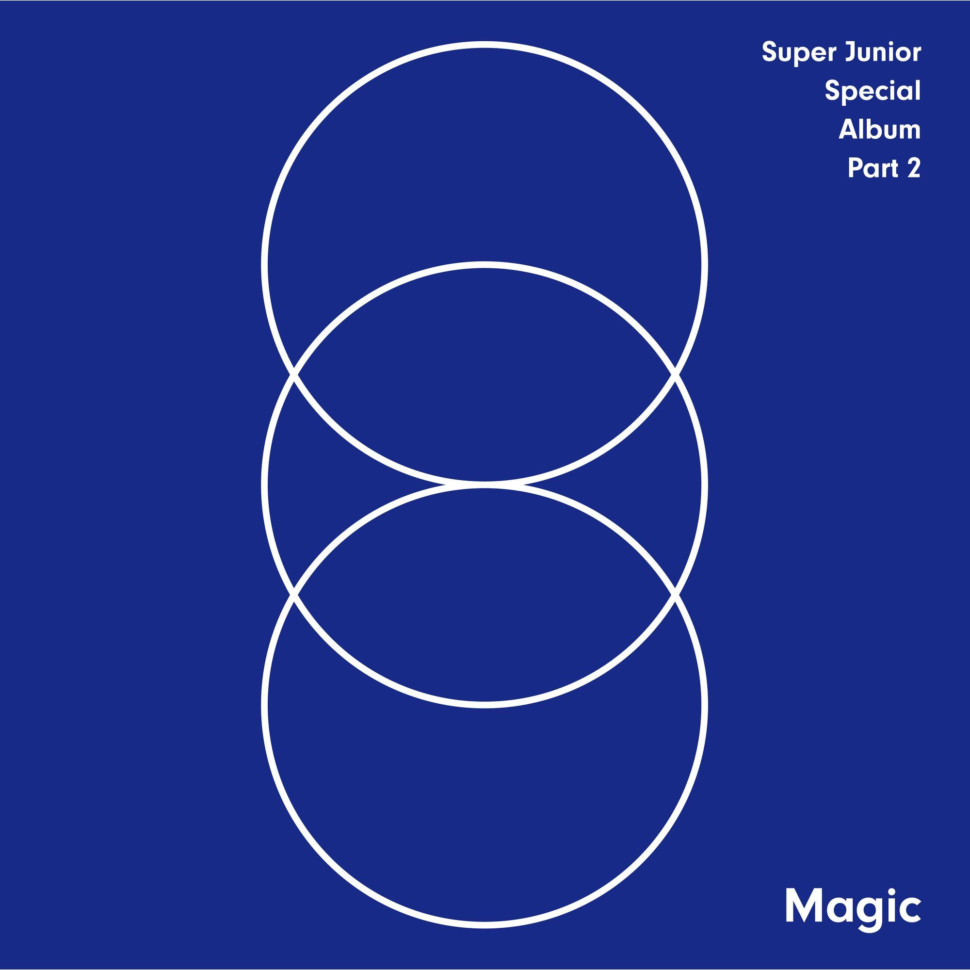 [Super Junior] SPECIAL ALBUM PART.2