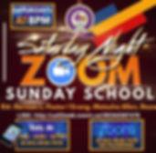 Saturday Night Sunday School