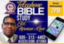Corporate Prayer and Bible Study