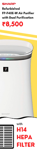 Sharp Air Purifier for Homes & Offices.p