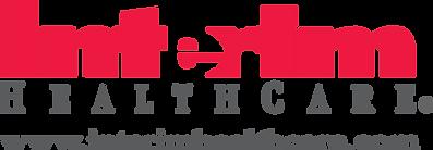 Interim HealthCare Web Address Logo Colo