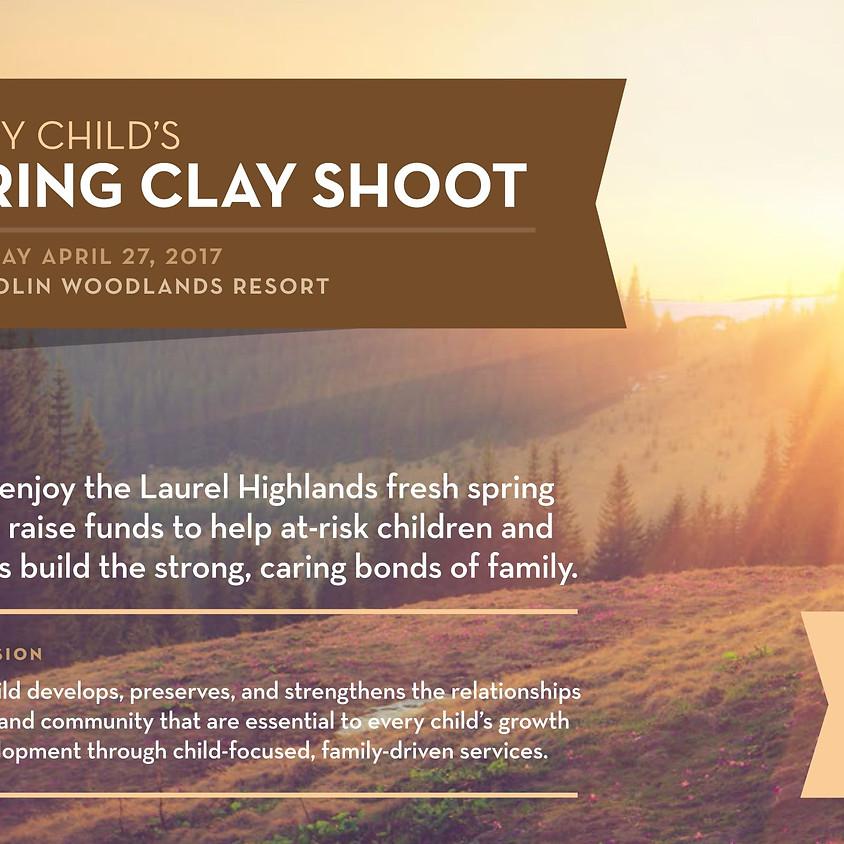 Spring Clay Shoot