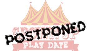 Grown Up Play Date 2021: Postponed
