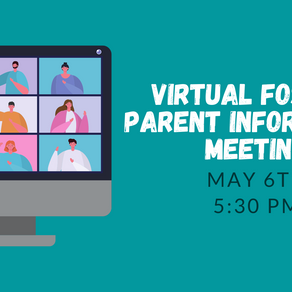 May Virtual Foster Parent Information Meeting