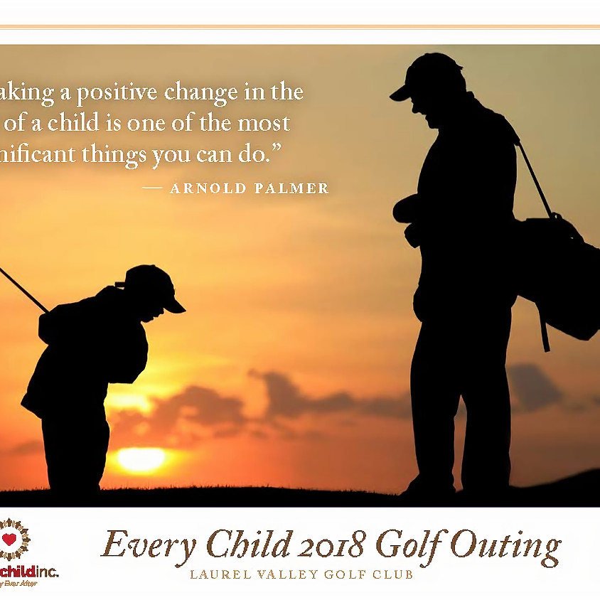 Every Child 2018 Golf Outing