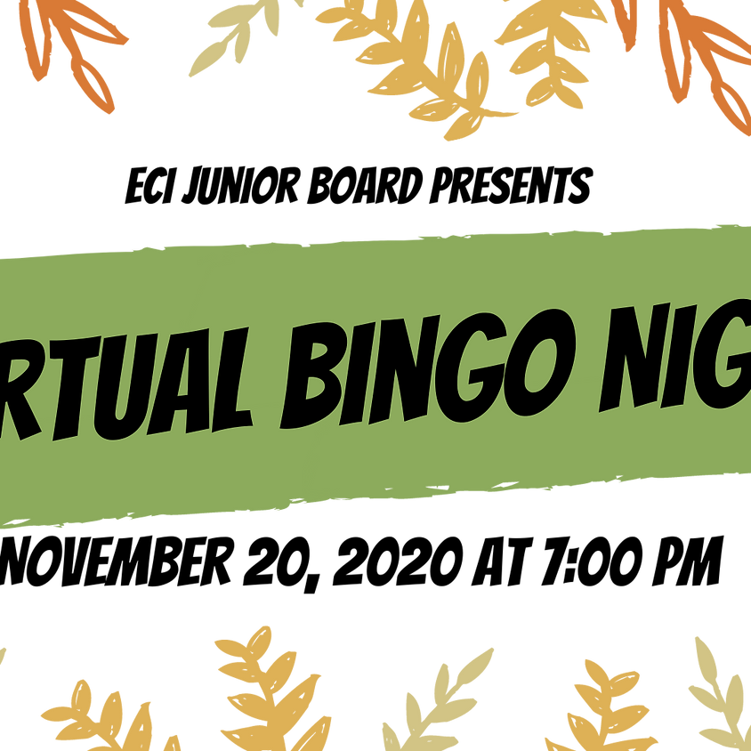 Junior Board Bingo Night
