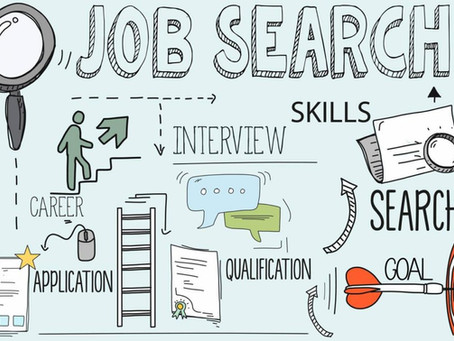 8 Tips to help prepare for a job search