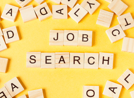 5 Challenges of a Job Search and Tips to Help Overcome Them.