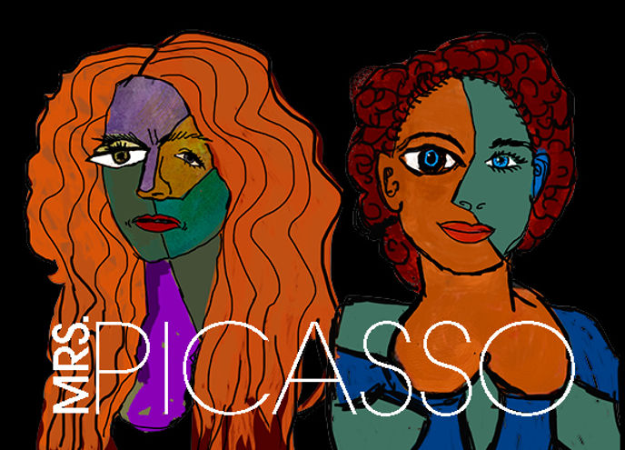 Mrs. Picasso - The international traveling play is in Amsterdam