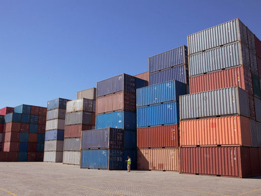 Container Shortage Crisis Drives Up Prices