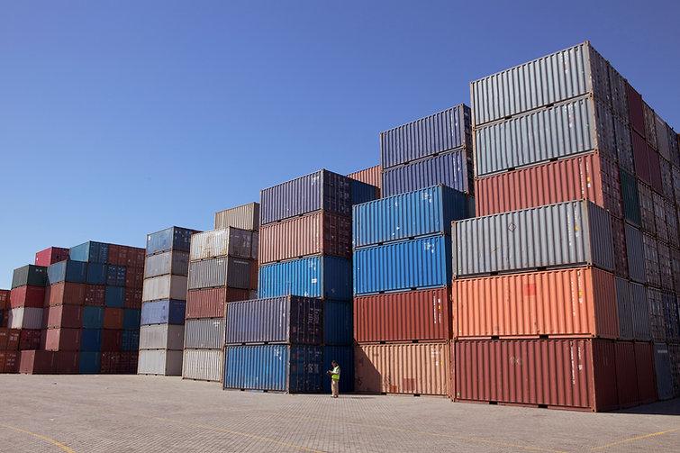 Cargo containrar