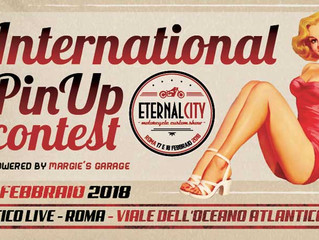 INTERNATIONAL PIN UP CONTEST