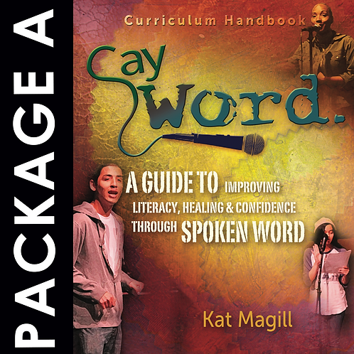Say Word Curriculum - Package A