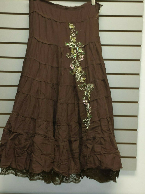 Brown  BoHo with Sequins
