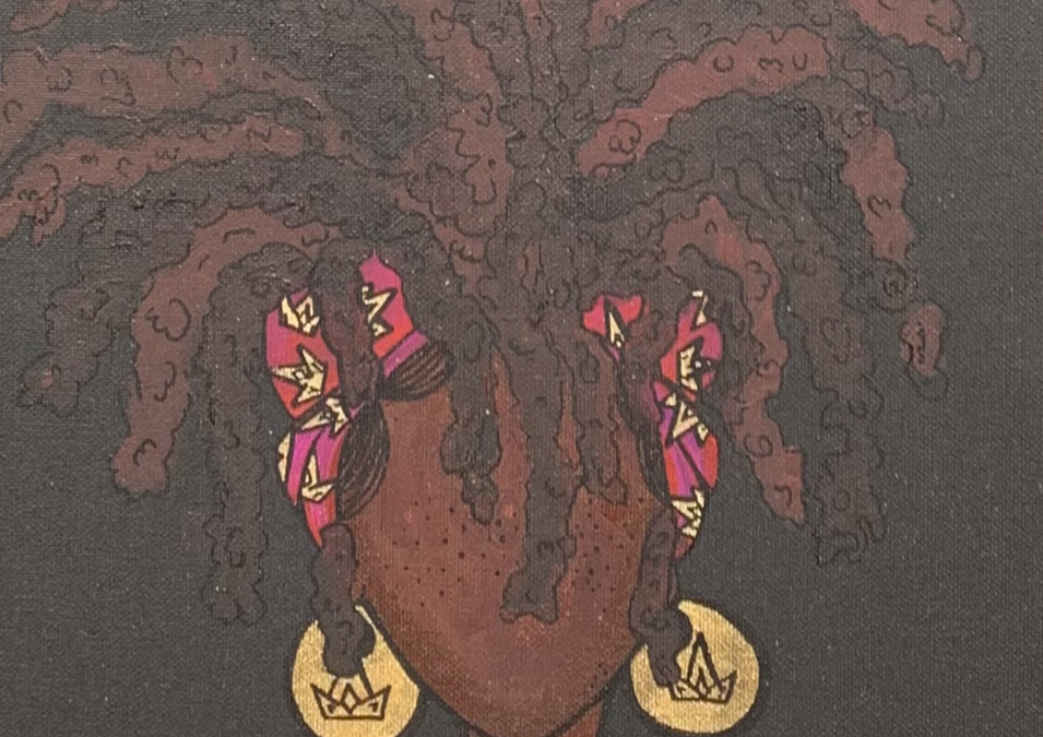 Adeleka (Crown brings happiness)