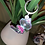 """Thumbnail: Mother of My Skies Key Chain ( 1.62"""" x 2"""")"""