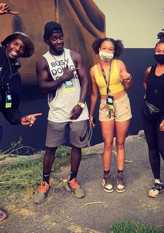 Black Muralists at Crush?!