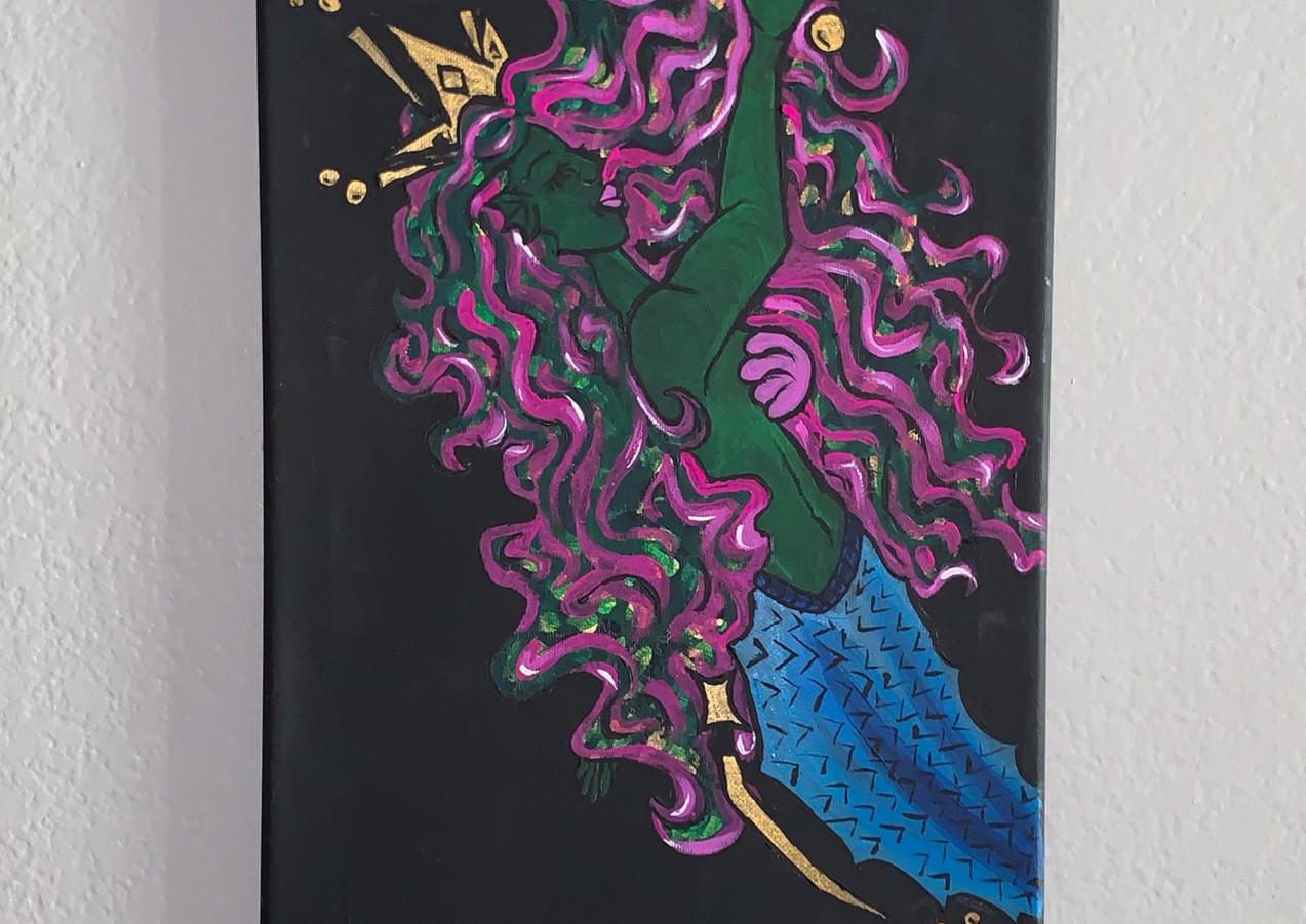 Mermaid babe pt.1