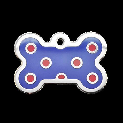 Polka Dots Bone (Large)