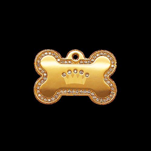 IP Gold White Crown Bone (Small)