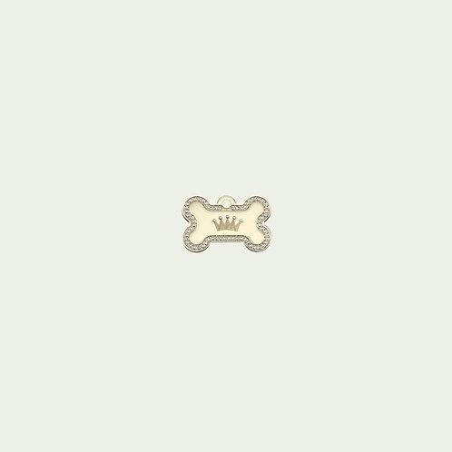 IP Gold Crown Mini Bone (Large)