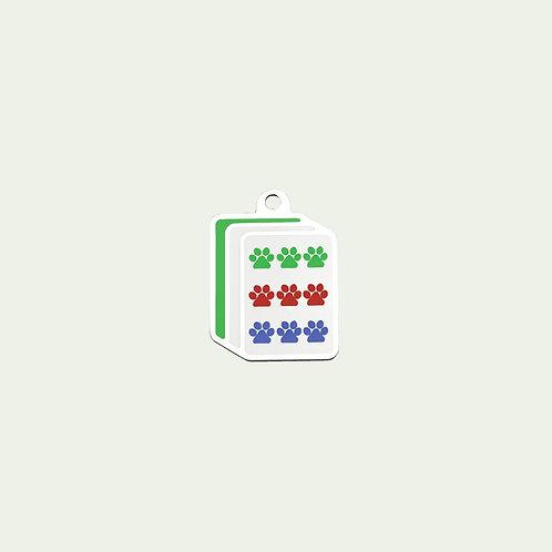 """""""Nine Paws"""" Mahjong"""