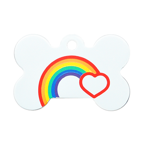 Rainbow Rainbow Heart