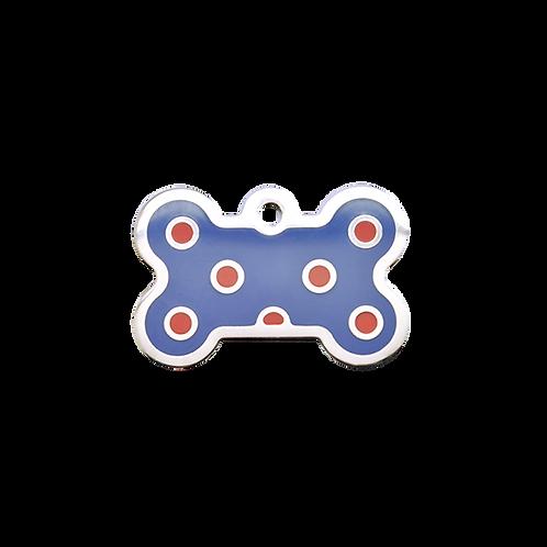 Polka Dots Bone (Small)