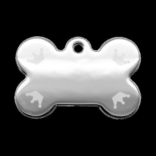 Crowns on Chrome Bone(L)