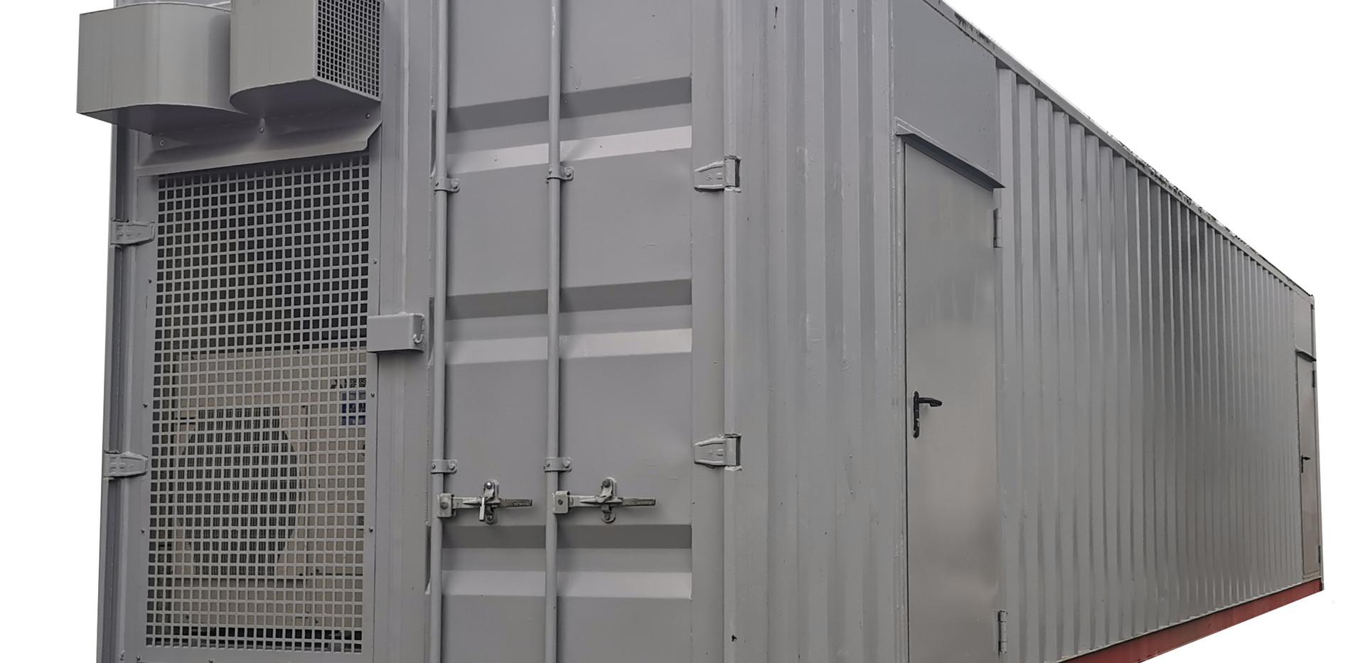 Schießcontainer